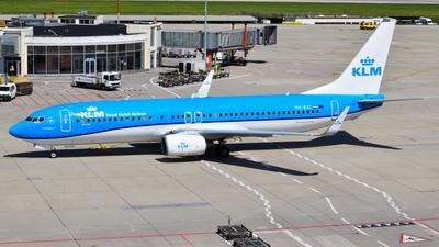 PH-BXI - Boeing 737-8K2 - KLM Royal Dutch Airlines