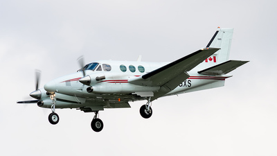 A picture of CFGXS - Beech C90A King Air - Transport Canada - © Andrew Moir