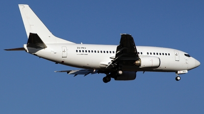 ZS-PKV - Boeing 737-529 - Africa Charter Airline