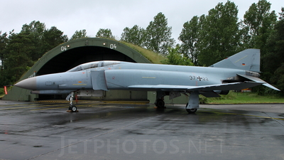37-22 - McDonnell Douglas F-4F Phantom II - Germany - Air Force