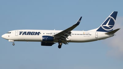 YR-BGK - Boeing 737-82R - Tarom - Romanian Air Transport