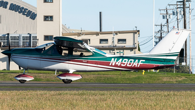 A picture of N490AF - Cessna 177B Cardinal - [17701493] - © Nick Sheeder