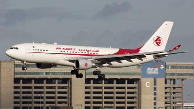 7T-VJB - Airbus A330-202 - Air Algérie