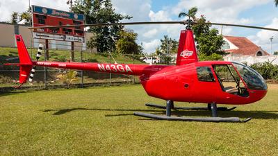 A picture of N43GA - Robinson R44 Raven II - [10050] - © Hector Rivera - Puerto Rico Spotter