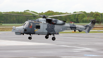 ZZ529 - Agusta-Westland AW-159 Wildcat HMA2 - United Kingdom - Royal Navy