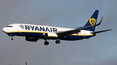 EI-FTM - Boeing 737-8AS - Ryanair