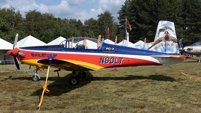 N60LT - Pilatus PC-7 - Private