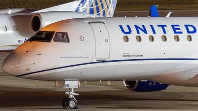 N611UX - Embraer 170-200LR - United Express (ExpressJet Airlines)