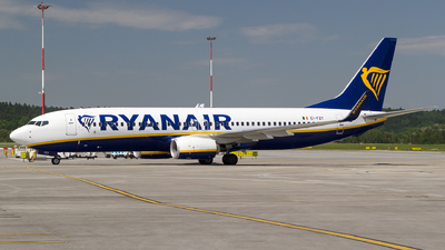 EI-FZY - Boeing 737-8AS - Ryanair