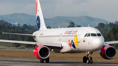 HK-4818 - Airbus A320-214 - Viva Air Colombia