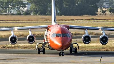 EC-ELT - British Aerospace BAe 146-200(QT) - TNT Airways (Pan Air Líneas Aéreas)