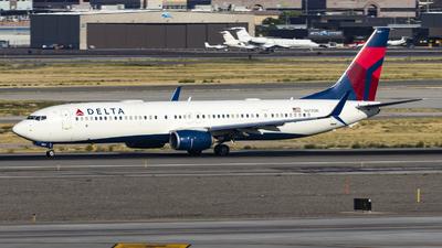N817DN - Boeing 737-932ER - Delta Air Lines