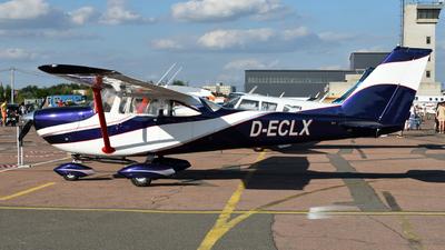 D-ECLX - Reims-Cessna F172E Skyhawk - Private