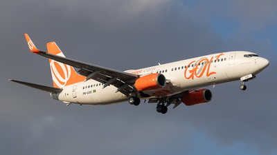 A picture of PRGXE - Boeing 7378EH - GOL Linhas Aereas - © fachetti_spotter