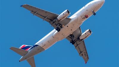 CC-BAA - Airbus A320-233 - LATAM Airlines