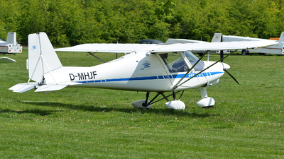 D-MHJF - Ikarus C-42 - Private