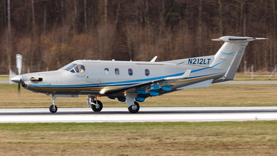 N212LT - Pilatus PC-12/45 - Private