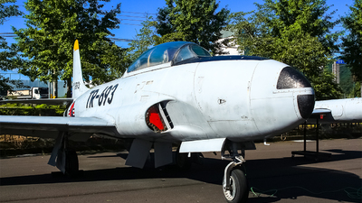 61-693 - Lockheed T-33A Shooting Star - South Korea - Air Force