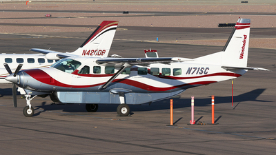 N71SC - Cessna 208B Grand Caravan - Westwind Aviation