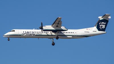 N429QX - Bombardier Dash 8-Q402 - Alaska Airlines (Horizon Air)