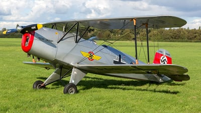 G-CHII - CASA 1.131E Jungmann - Private