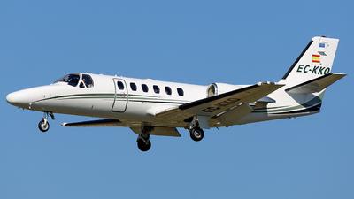 EC-KKO - Cessna 550B Citation Bravo - Transportes Aéreos del Sur (TAS)