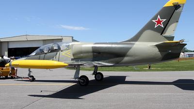N139SR - Aero L-39C Albatros - Private