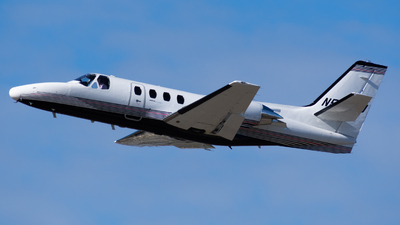 N505RJ - Cessna 501 Citation SP - Private