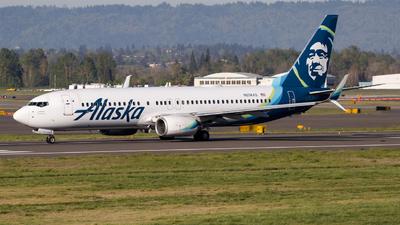 N514AS - Boeing 737-890 - Alaska Airlines