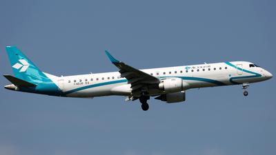 I-ADJO - Embraer 190-200IGW - Air Dolomiti