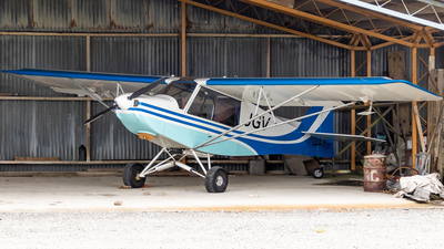 ZK-JGV - Rans S-7 Courier - Private