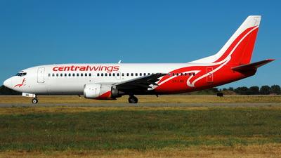 SP-LME - Boeing 737-36N - Centralwings