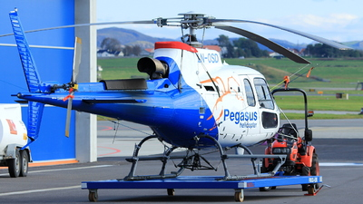 LN-OSD - Eurocopter AS 350 Ecureuil - Pegasus Helicopters
