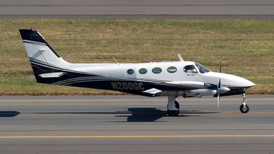 N200GC - Cessna 340A - Private