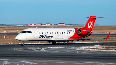 VQ-BOQ - Bombardier CRJ-200ER - UVT Aero
