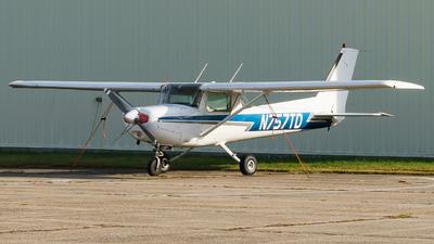 N757TD - Cessna 152 - Private