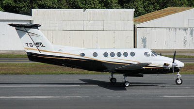 TG-SIL - Beechcraft 200T Super King Air - Private