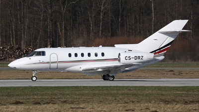 CS-DRZ - Raytheon Hawker 800XP - NetJets Europe