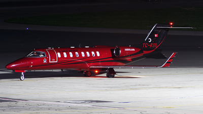 TC-RSB - Bombardier Learjet 45 - Turkey - Ministry of Health