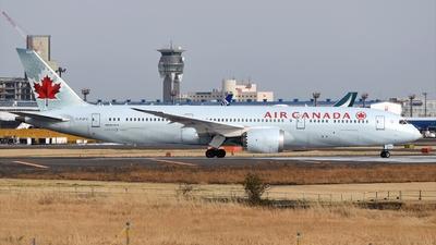 A picture of CFGFZ - Boeing 7879 Dreamliner - Air Canada - © Akihiko Takahashi