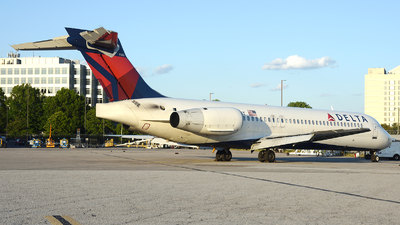 A picture of N971AT - Boeing 7172BD - Delta Air Lines - © Agustin Anaya
