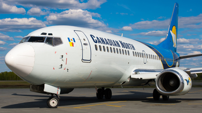 C-GCNZ - Boeing 737-36Q - Canadian North