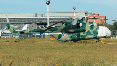 RF-23100 - Mil Mi-8MT Hip - Russia - Federal Border Guards Aviation Command