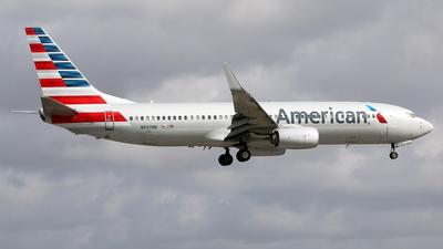 N937NN - Boeing 737-823 - American Airlines