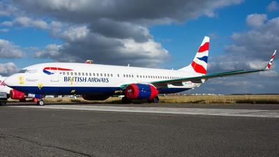 OE-LCC - Boeing 737-82R - British Airways (Comair)