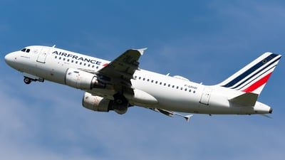 A picture of FGRHR - Airbus A319111 - Air France - © Igor Piotrowicz