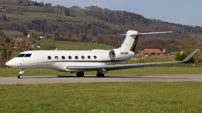 N652MP - Gulfstream G650ER - Private