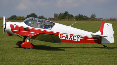 G-AXCY - Jodel D117 Grand Tourisme - Private