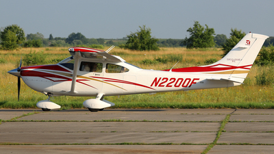 N2200F - Cessna T182T Turbo Skylane - Private