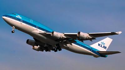 PH-BFC - Boeing 747-406(M) - KLM Royal Dutch Airlines